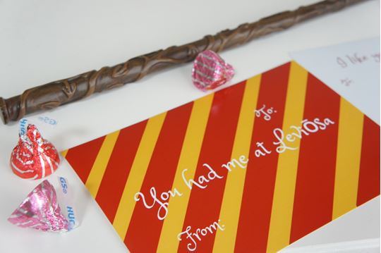 Picture of You had me at Leviosa - Valentine's Day